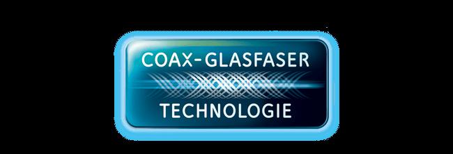 Coax-Glasfaser
